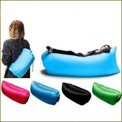 Lit-canapé gonflable plein...