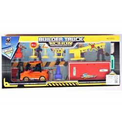 BUILDER TRUCK ACTION