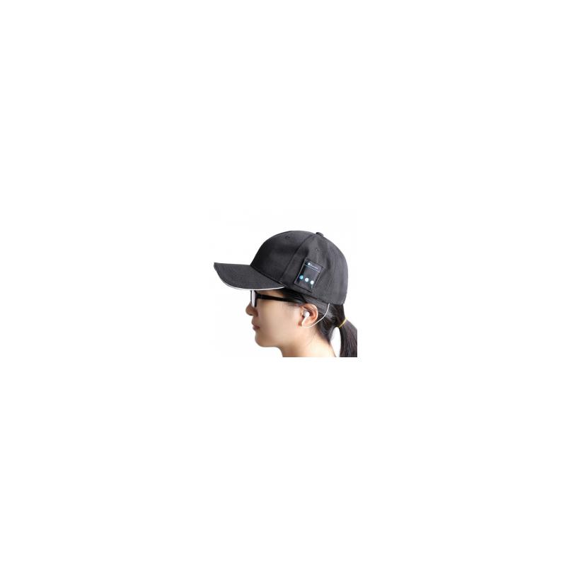 Casquette bluetooth chapeau musical sans fil haut parleur for Haut parleur sans fils exterieur