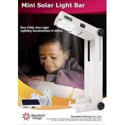 Lampe solaire pour lire ou...