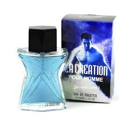 Eau de toilette LA CREATION...