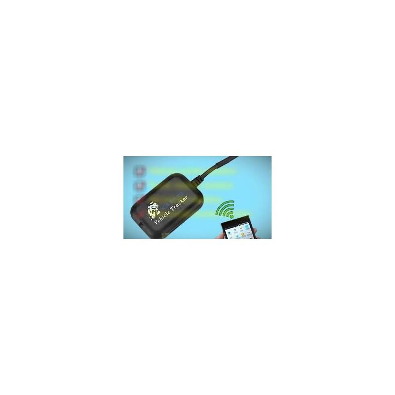Traceur Traqueur Tracker Localisation Gsm/gps/sms/gprs Pour Moto Vélo