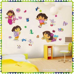 Sticker Mural Enfant...