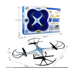 Drone Caméra FPV