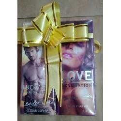 Kit  de parfum Saint Valentin