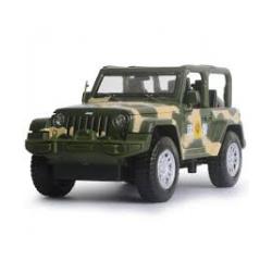 Jeep Militaire télécommandé...