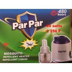 ParPar: Répulsif Electrique...